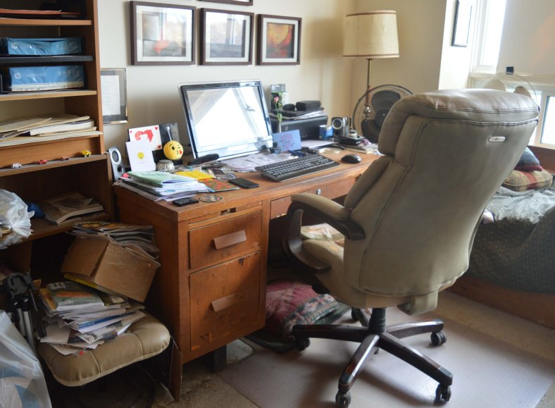 Bob's Workspace