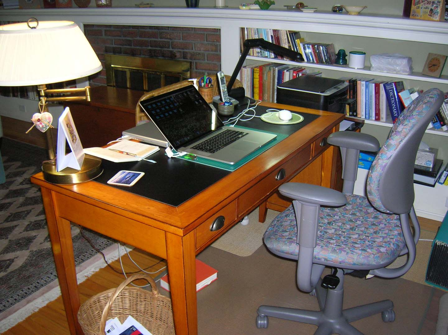 Steph's Workspace